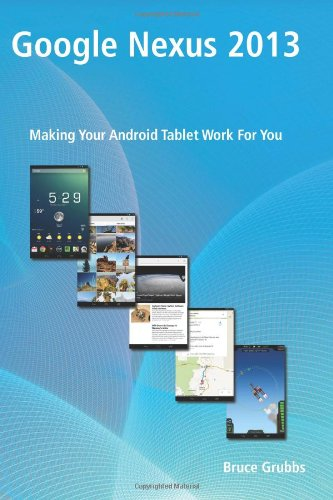Google Nexus 2013: Making Your Android Tablet Work For You
