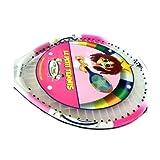 Le Petit Tennis Pink Racquet 19' + Purple Ball for Ages 5