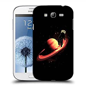 Snoogg Planet Table Designer Protective Back Case Cover For SAMSUNG GALAXY GRAND DUOS I9082