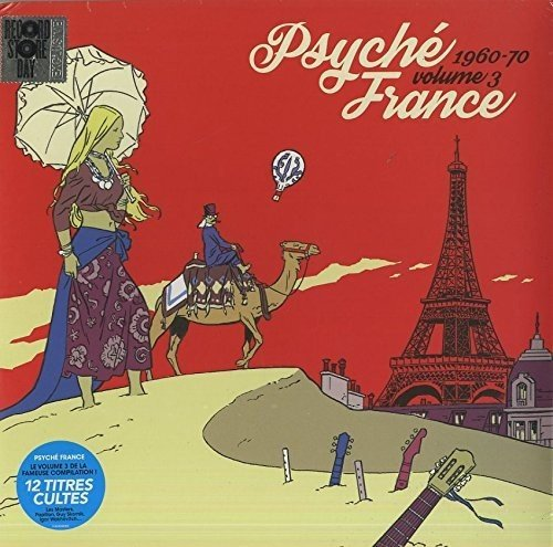 Psyche France Vol 3 / Various [No USA] (Italy - Import)