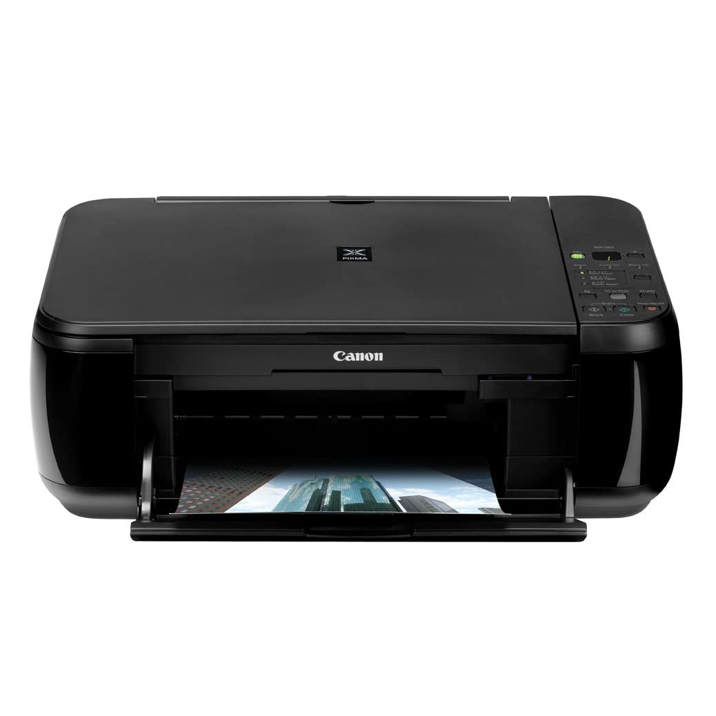 canon pixma mp280 multifunction printer copier scanner new ebay. Black Bedroom Furniture Sets. Home Design Ideas
