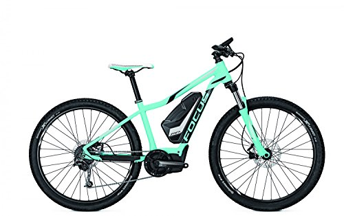 E-Bike Focus Jarifa 27 Donna E-Mountainbike 9G 11Ah 36V 27,5' Damen div. Rh
