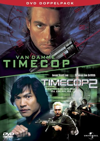 Doppelpack: Timecop 1 + 2 [2 DVDs]