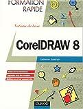 Photo du livre Formation rapide corel draw 8