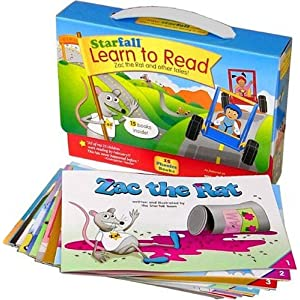 Click to buy Computer Reading Programs:  Starfall.comfrom Amazon!