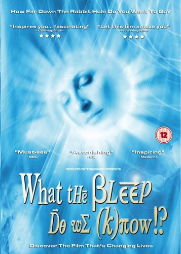 What The Bleep Do We Know!? [Reino Unido] [DVD]