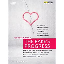 Stravinsky: Rake's Progress