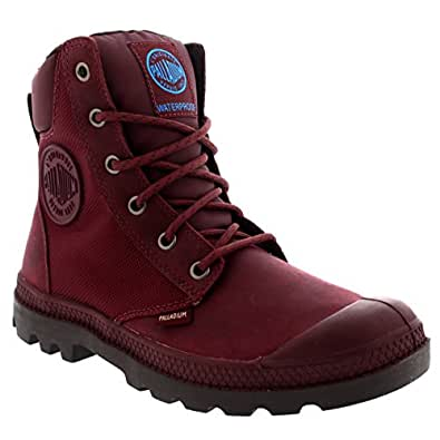 Amazon.com: Womens Palladium Pampa Sport Cuff Waterproof