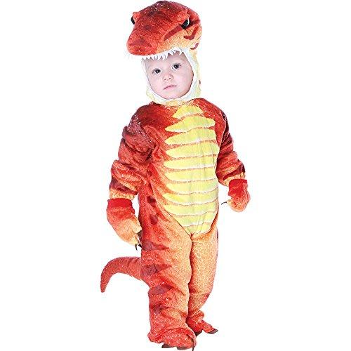 [T-Rex Costume - X-Large] (Raptor Costume Jurassic Park)