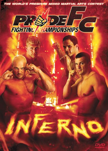 Pride Fc: Inferno [DVD] [Import]
