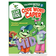 Leap Frog - Talking Words Factory 2 - Code Word Caper