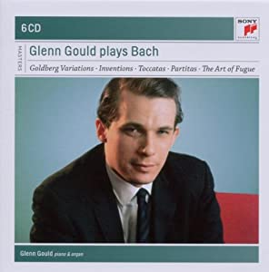Glenn Gould Plays Back. Serie Sony Classical Masters