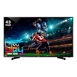 Vu Play (43) 109 cm Television Full HD LED TV 43D6575