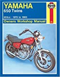 Yamaha 650 Twins Owners Workshop Manual: 1970-1983