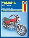 Yamaha 650 Twins Owners Workshop Manu...