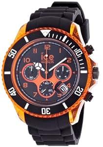 Ice-Watch Armbanduhr ice-Chrono Big Big Schwarz/Orange CH.KOE.BB.S.12