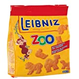 Bahlsen Zoo 125 g (Pack of 12)