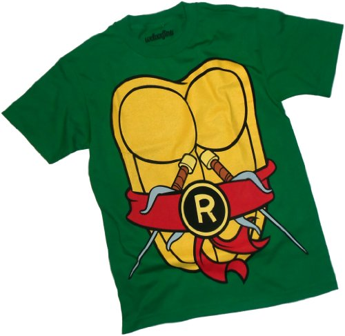 Raphael Costume -- Teenage Mutant Ninja Turtles T-Shirt