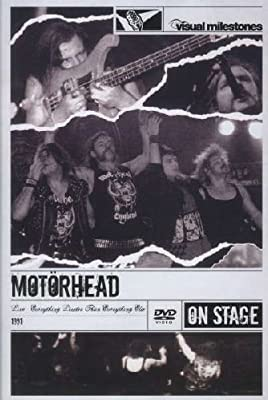Motörhead - Live/Everything Louder Than Everything/Visual Milestones