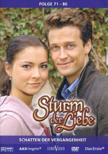Sturm der Liebe - Folge 071-80: Schatten der Vergangenheit [3 DVDs]