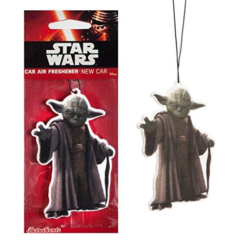 Yoda (Star Wars) Official Disney Car/Home Air Freshener