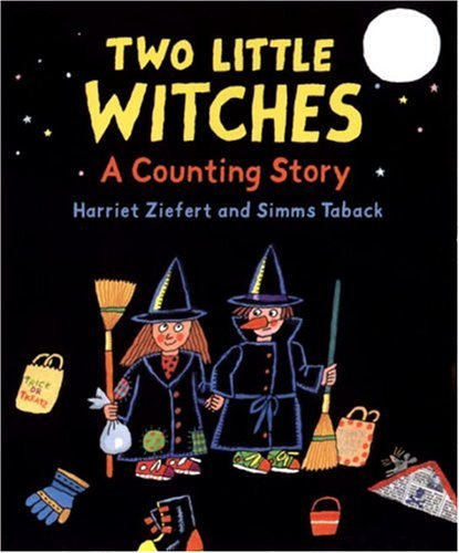Two Little Witches: A Counting Story (Halloween) (The Price If Salt compare prices)