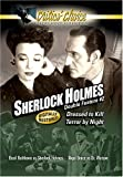 echange, troc Sherlock Holmes Double Feature 2 [Import anglais]