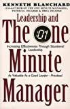 Kenneth Blanchard Leadership and the One Minute Manager