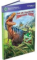 Leapfrog - 82217 - Jeu éducatif - Livre Mon Lecteur Leap/Tag - Sur les Traces du Dinosaure Perdu