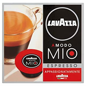Purchase Lavazza Amodo Mio Appassionatamente 16 per pack Case Of 4 from Lavazza