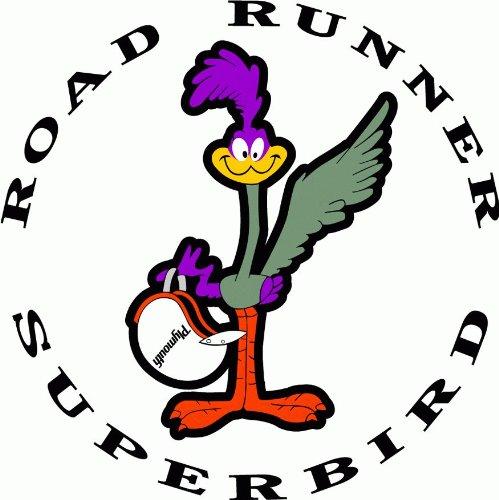 road-runner-superbird-car-bumper-sticker-12-x-12-cm