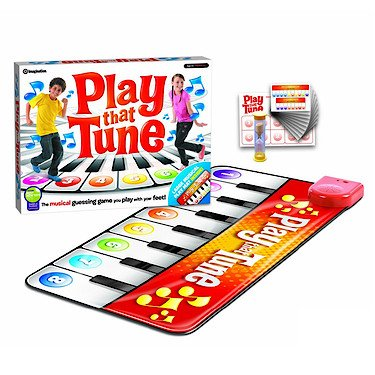 Play That Tune – Jeu de Société Musical avec Tapis Piano (Import Royaume Uni)