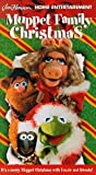 A Muppet Family Christmas [VHS]