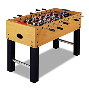 Buy DMI Sports FT200 Table Soccer, Walnut, 52-Inch by Verus Sports