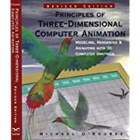 Principles of Three-Dimensional Computer Animation: Modeling, Rendering, and Animating With 3d Computer Graphics (Norton Books for Architects and Designers)