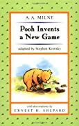 Pooh Invents a New Game (Puffin Easy-to-Read) (Easy-to-Read, Puffin) by A. A. Milne cover image