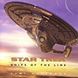 img - for Star Trek Ships of the Line 2003 Calendar book / textbook / text book