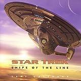 img - for Star Trek Ships of the Line 2003 Calendar book / textbook / text book