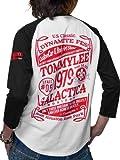 Tシャツ メンズ 7分袖 アメカジ 5.6oz 【JUGEM】 TOMMY LEEモデル 全2カラー
