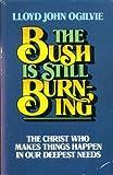 The Bush Is Still Burning