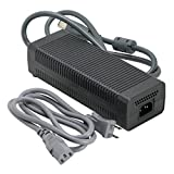 Official Microsoft Xbox 360 Power Supply AC Adapter Charger 203W (Color: Black)