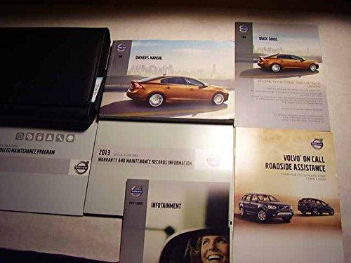 2013 Volvo S60 Owners Manual (Volvo S60 Owners Manual compare prices)