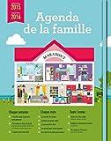 Agenda de la famille 2015/2016 - De septembre 2015 à septembre 2016