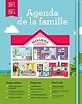 Agenda familial Marabout 2015/2016 -...