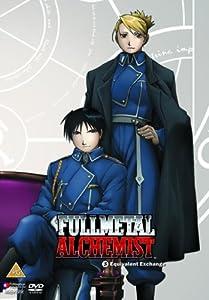 Full Metal Alchemist: Volume 3 - Equivalent Exchange [DVD]