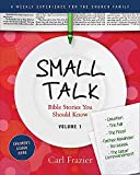 img - for Table Talk Volume 1 - Small Talk Children's Leader Guide: Bible Stories You Should Know book / textbook / text book