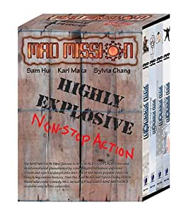 Mad Mission Collection [4 Discs] (Widescreen) [Subtitled] [Import]