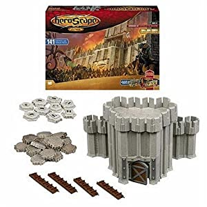 Heroscape Wall and Tower Building Pack