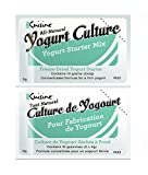 Euro Cuisine RI52 All Natural Yogurt Culture ( 2 - 5gr Packet with New Packaging)