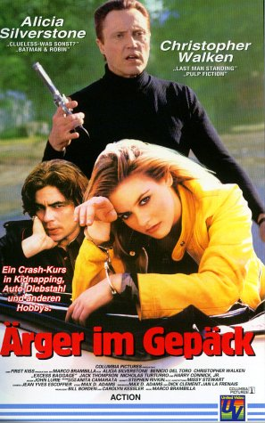 Ärger im Gepäck [VHS]